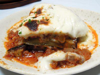 ギリシャ風なすとひき肉の重ね焼き、ムサカ