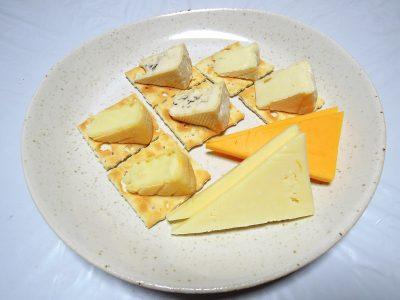 チェスコセレクション・チーズセットの盛り合わせ