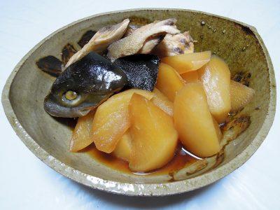 究極の料理酒、澤屋まつもと 純米 厨酒を使ったぶり大根