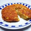 スペイン(カスティーリャ・ラ・マンチャ)ワイン、クルトゥーラ・ヴィニ グラン・レセルバでスペイン風オムレツやラムチョップのステーキをいただく