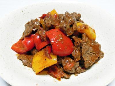 牛肉のアグロドルチェ