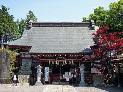 勝負必勝の神様 鹿島神社