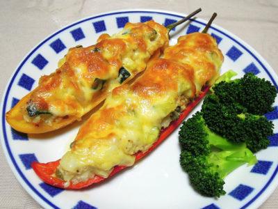 パレルモのチーズ焼き