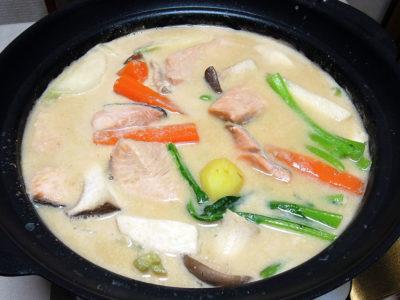 さけの粕鍋