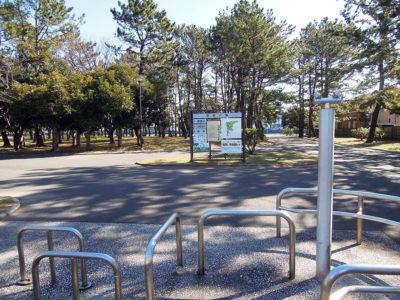 広々とした野島公園に到着