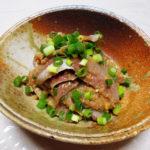 TOMIZ(富澤商店)の米麹で、塩麹につづいてだし麹をつくり、りゅうきゅう(魚のだし麹和え)やごまだしうどん、だし麹つゆのそうめんをいただく