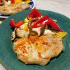 TOMIZ(富澤商店)の米麹で塩麹をつくり、2種類の豆腐のサラダや豚ロースの塩麹ソテーをいただく