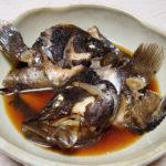 日本酒抜きでまはたの炙りとあじの刺身、あじのりゅうきゅう(だし麹和え)やカルパッチョ、骨せんべい、まはたの煮つけやソテーをいただく