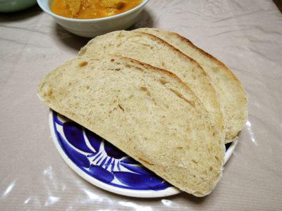 自家製レーズン酵母で焼いたノルマーレ風パン