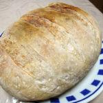 自家製レーズン酵母でつくった中種を継ぎ足し、ピザ、クッペ、カンパーニュ、ノルマーレなどいろいろなパンを試してみる