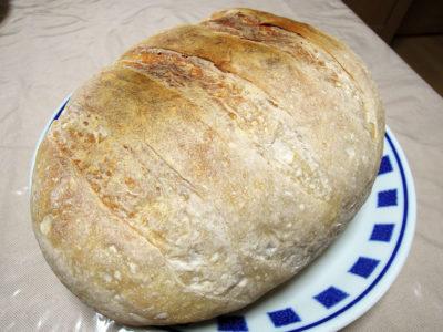 イタリアのノルマーレを目指して焼いたパン