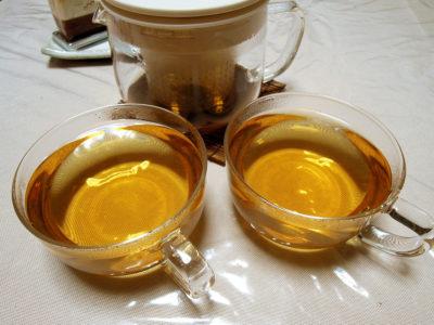 ユリシーのカレンデュラ&発酵どくだみ茶