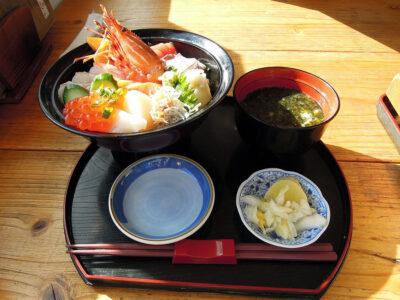 浜屋の海鮮丼