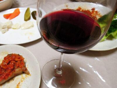フランシス・コッポラでラムのトマト煮やラムステーキをいただく