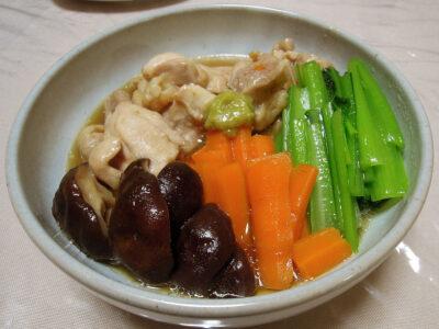 金沢の郷土料理、治部煮